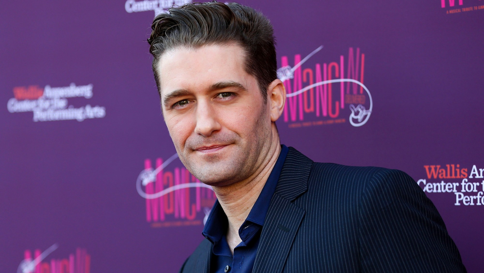 Matthew Morrison alleged dog abuse on set