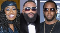 Missy Elliot, Rick Ross, Diddy, Celebrity Reactions, Hospitalized, Florida