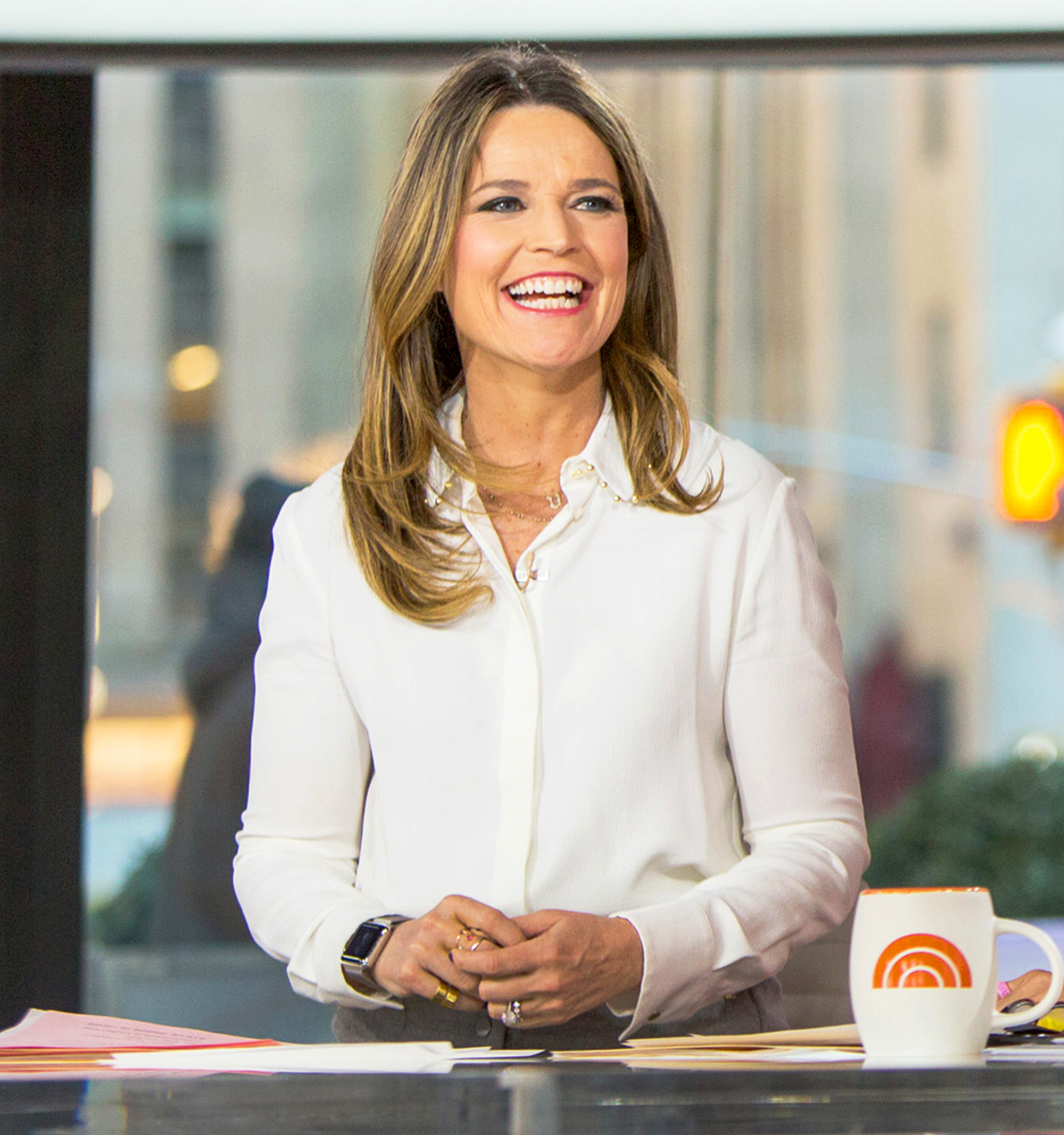 Savannah Guthrie Curses on Live TV, Issues Immediate Apology