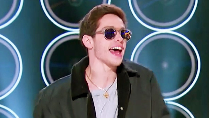 Pete Davidson One Time Lip Sync Battle
