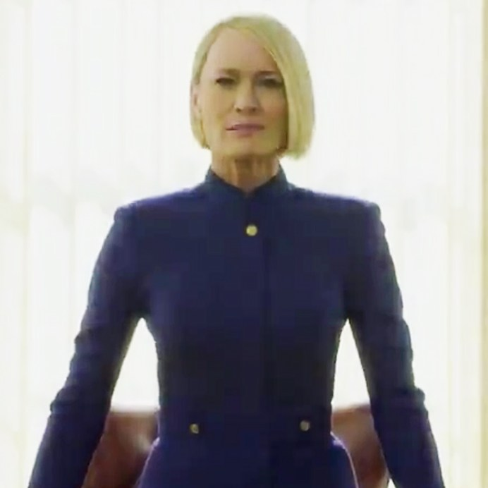 Robin Wright House of Cards