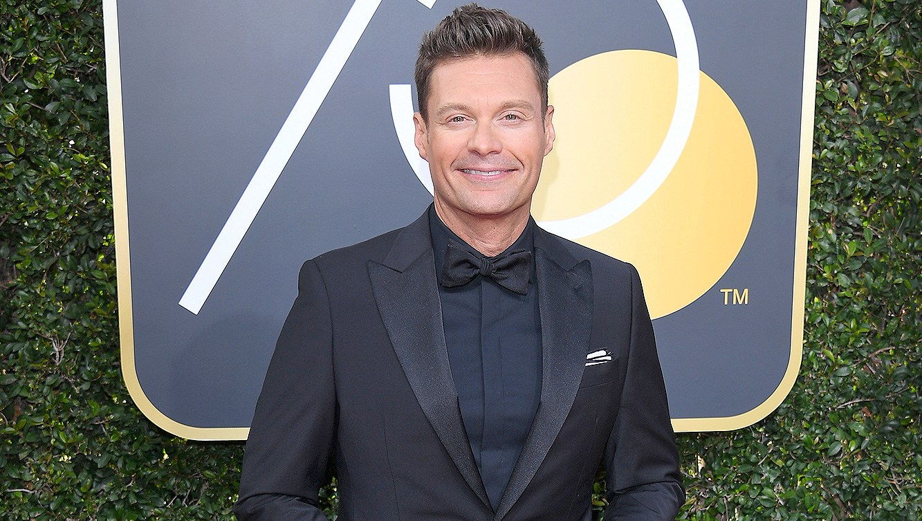 Ryan Seacrest, Host, Tarana Burke, Time's Up, Oscars