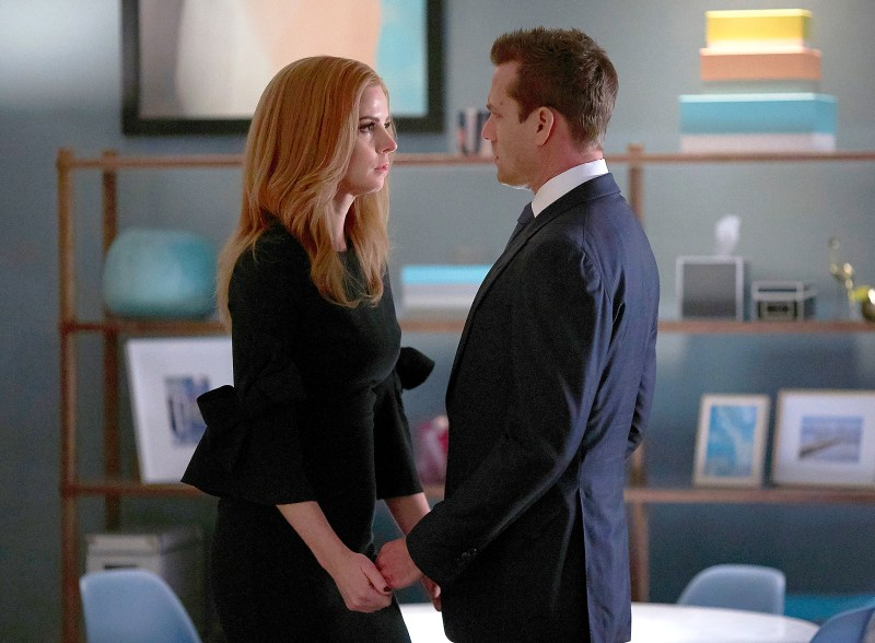 Image result for Donna and Harvey