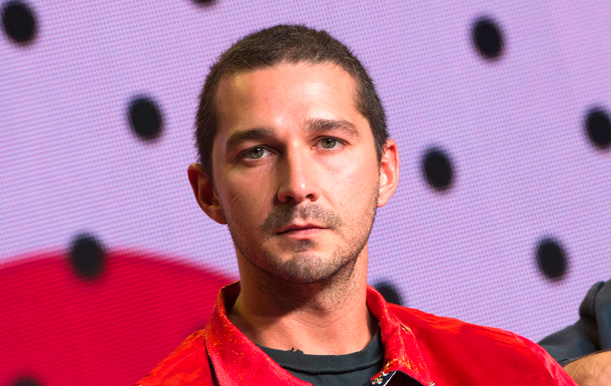 Shia LaBeouf Offered His Clothes to Kanye West, Who Took Them All