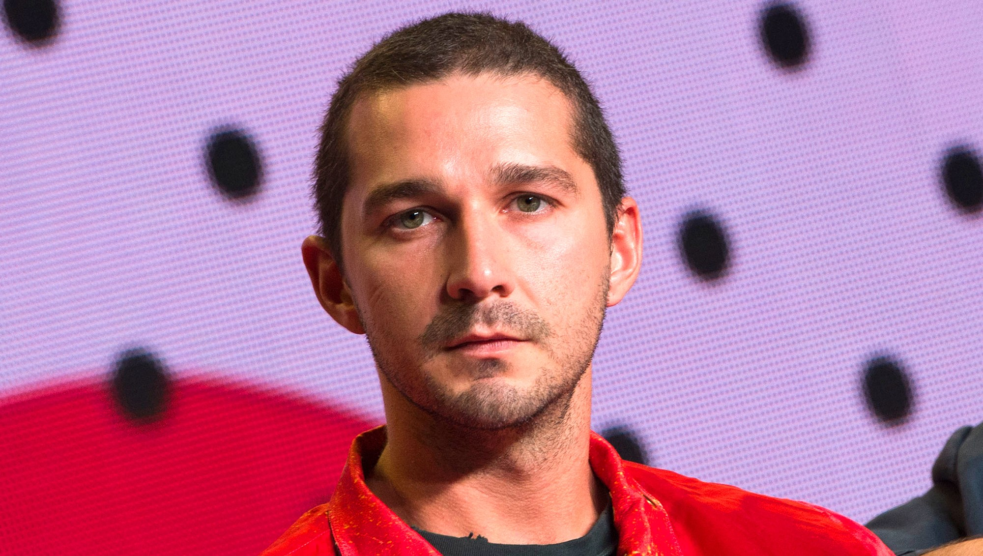 Shia LaBeouf arrest i fucked up