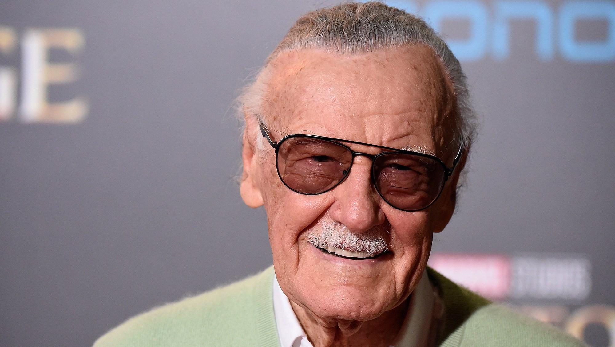 Stan Lee dog found