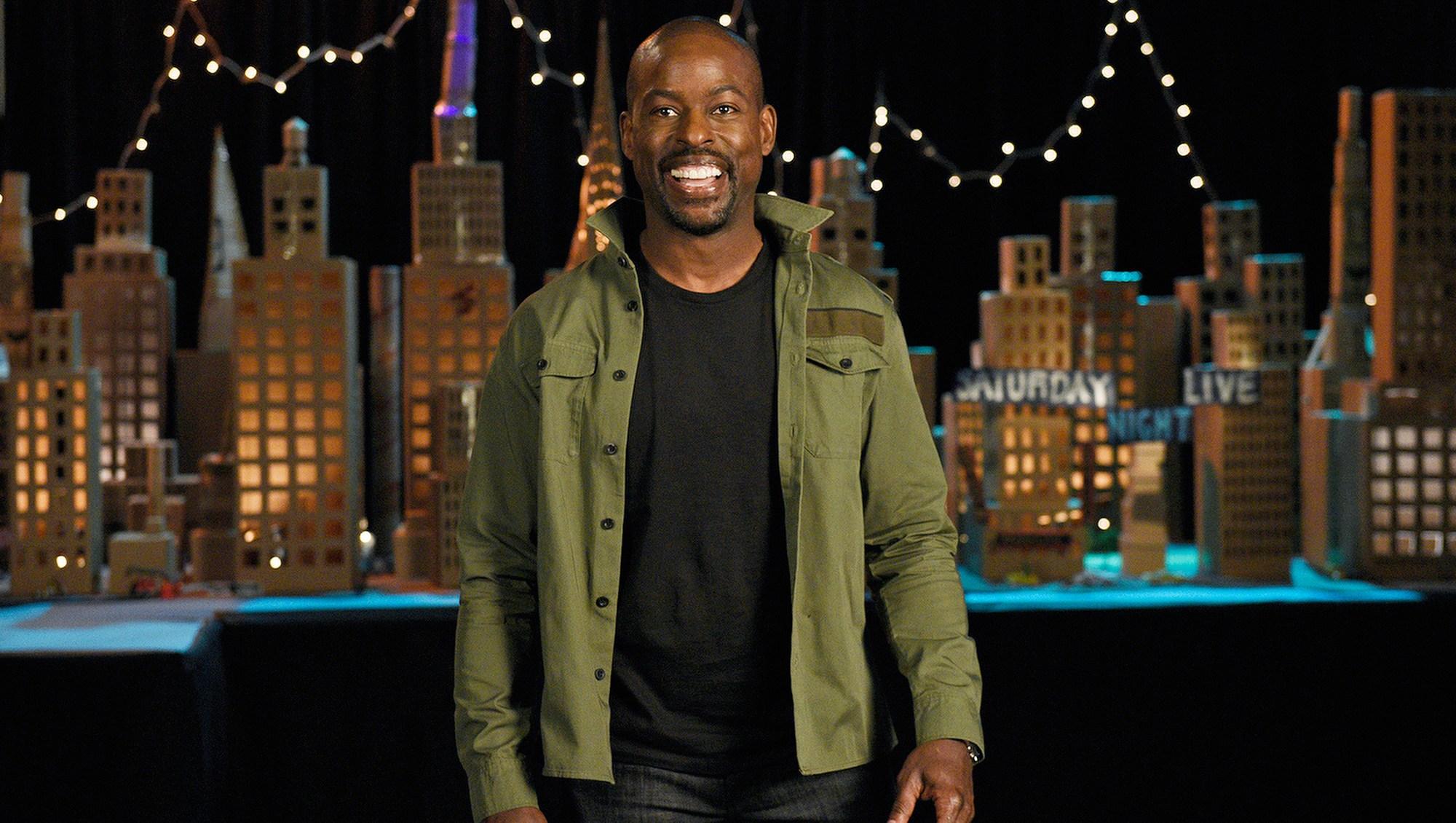 Sterling K. Brown, Saturday Night Live