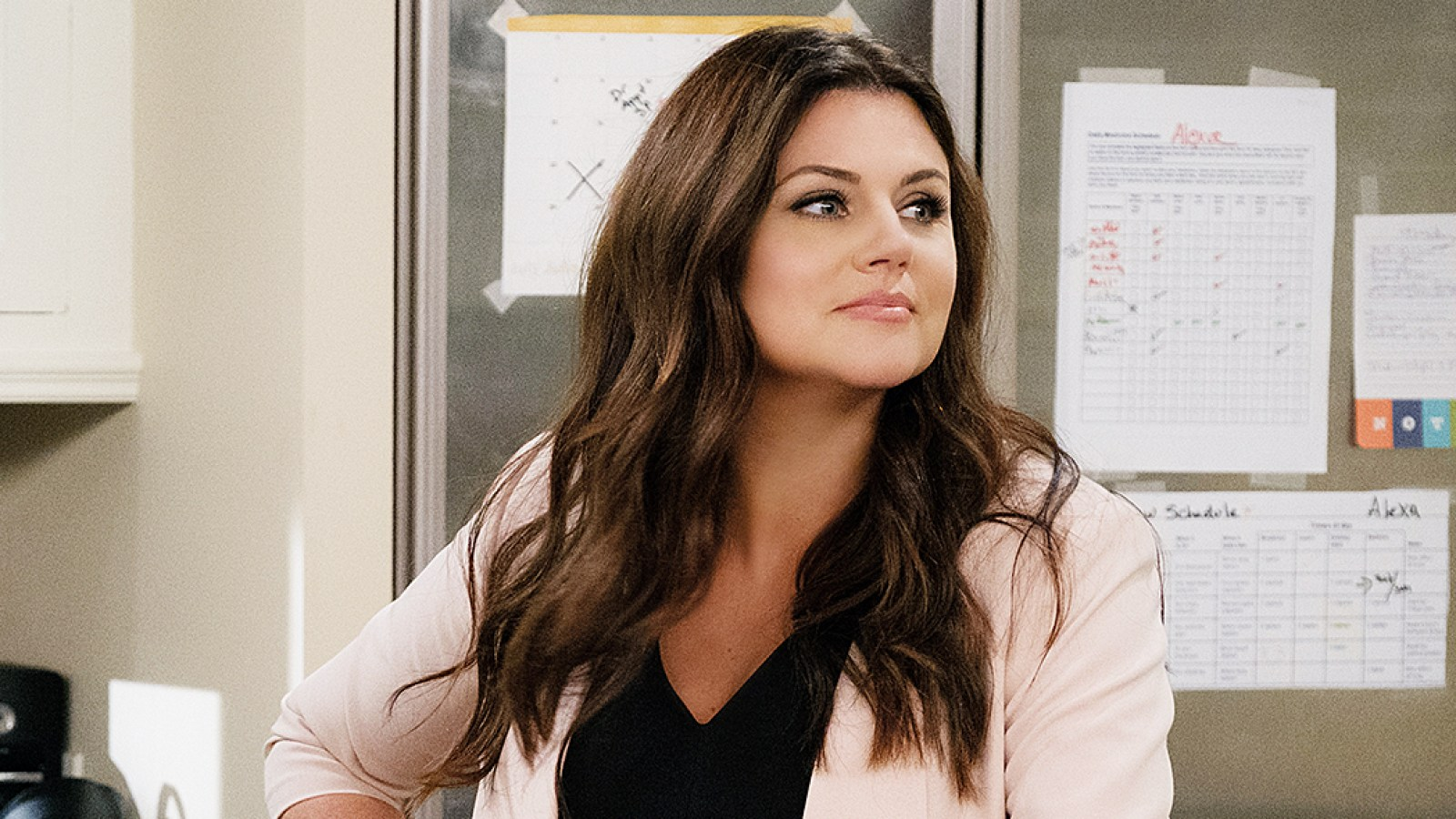 bf417e31240c9 Why Tiffani Thiessen Sees Her Younger Self in Netflix's 'Alexa & Katie'
