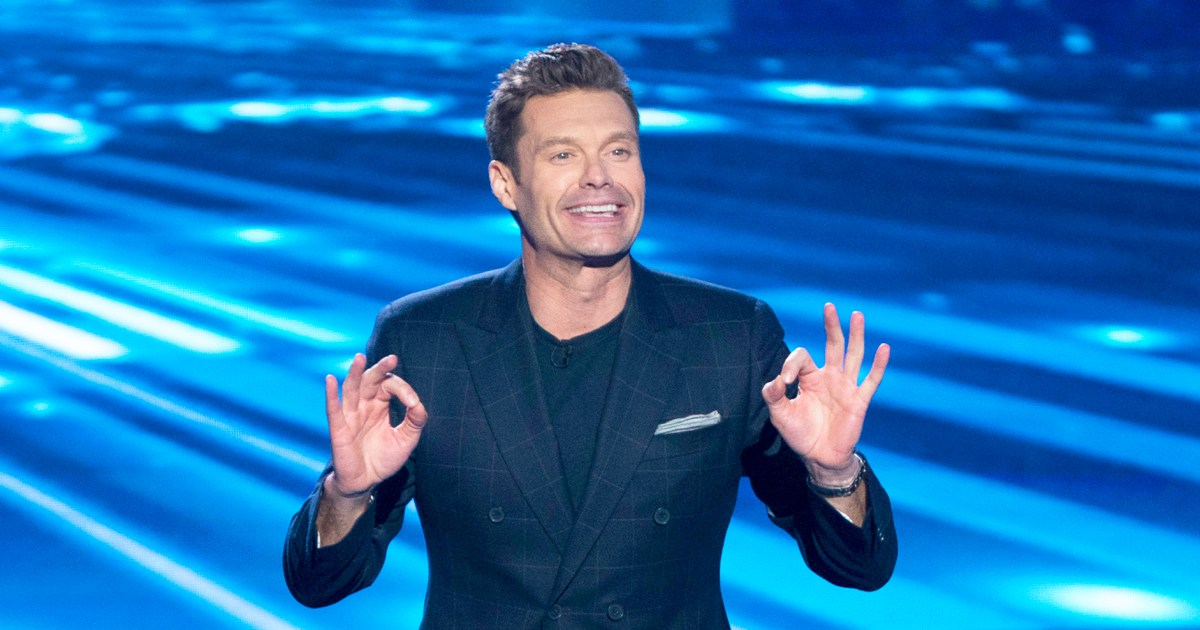 Ryan Seacrest Says He Cant Keep Up With The Kardashians