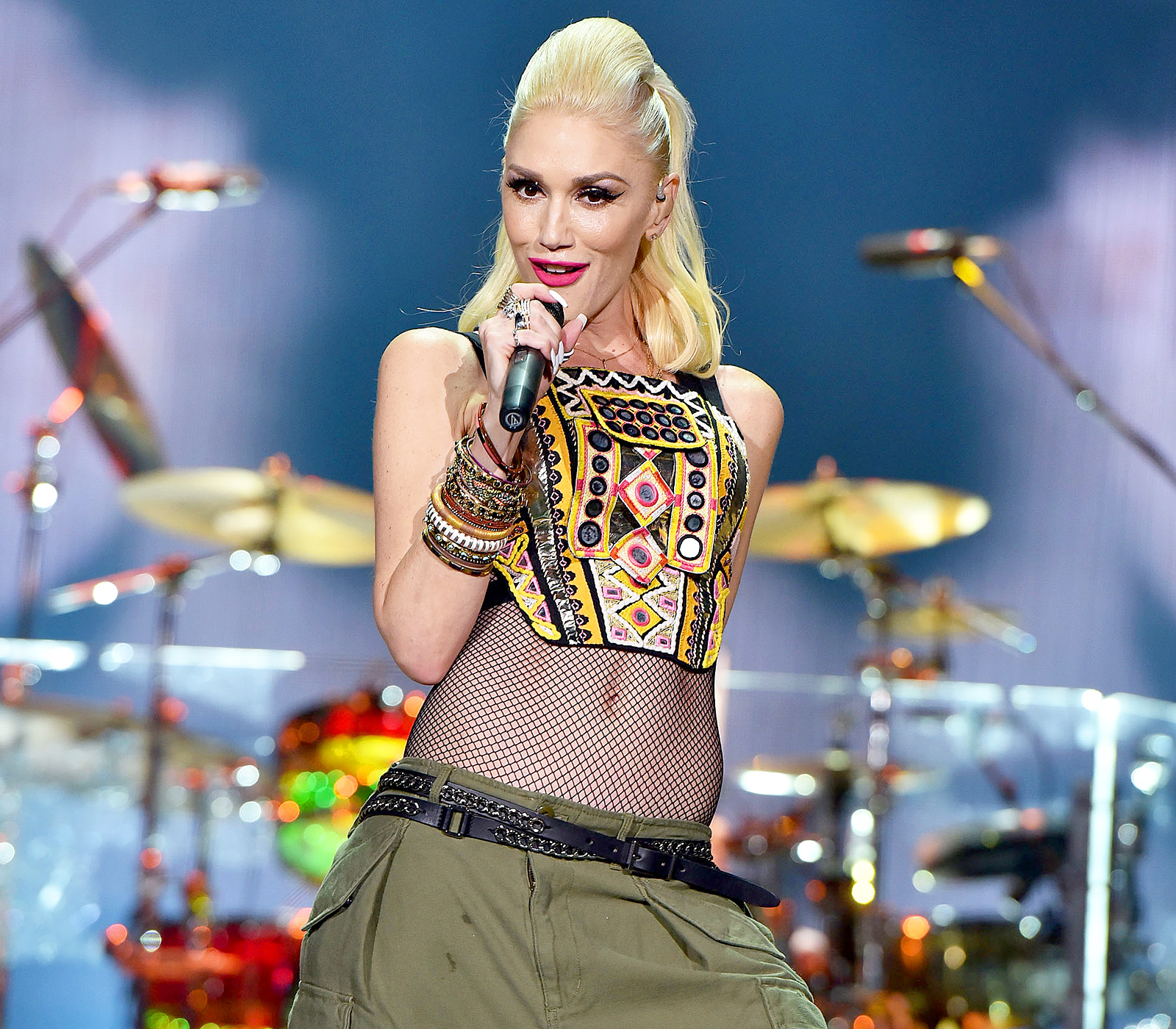 Gwen Stefani Tapped for Just a Girl Residency at Planet Hollywood