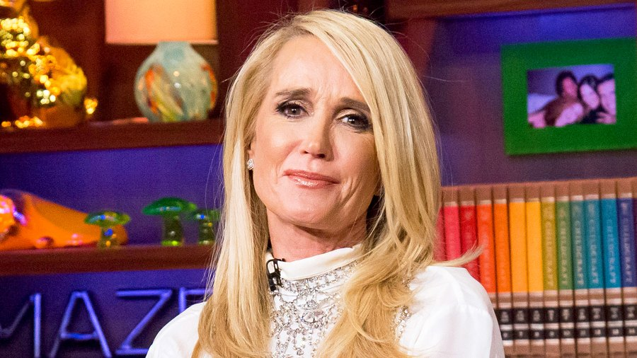 Kim Richards on 'Watch What Happens Live'