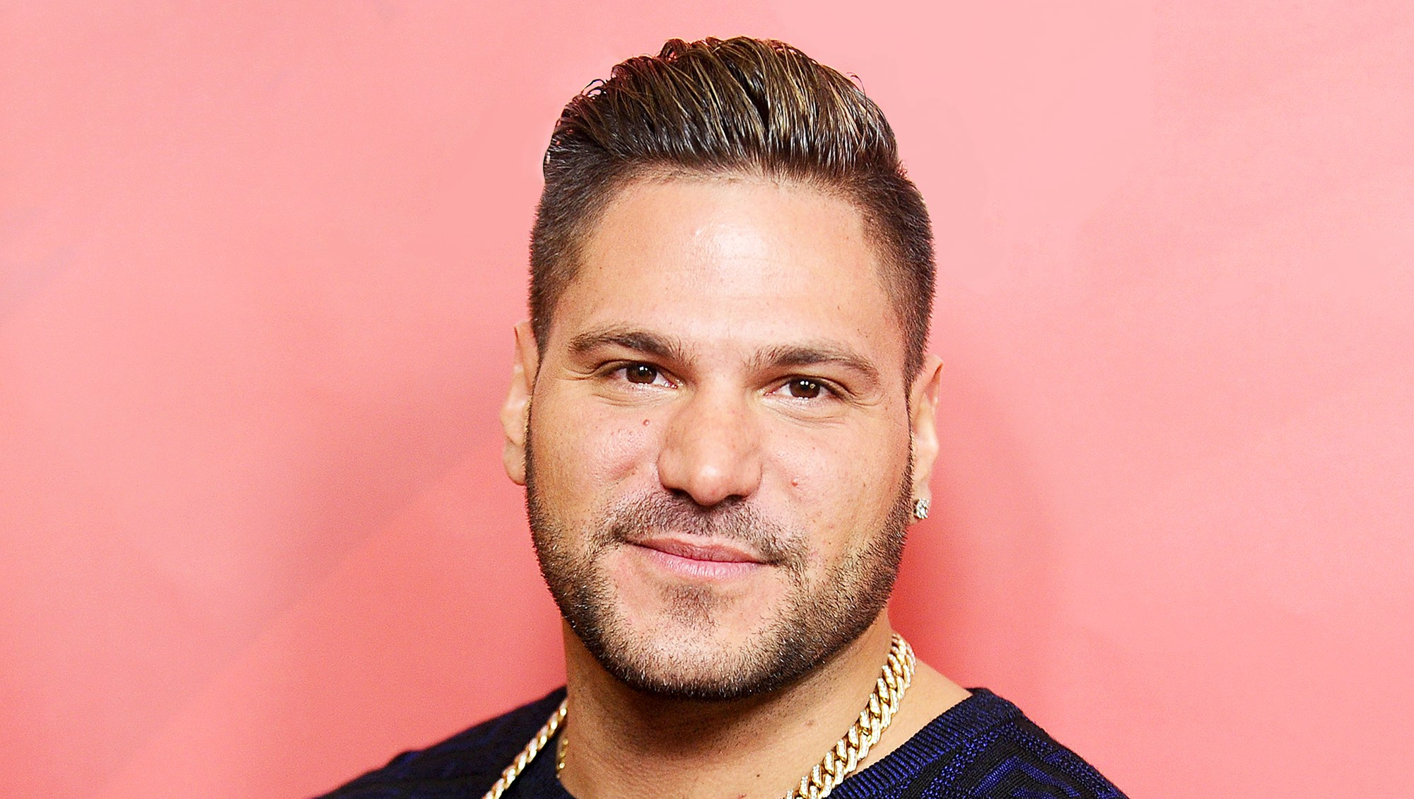 Ronnie Ortiz-Magro attends the 2017 NBCUniversal summer press day The Beverly Hilton Hotel in Beverly Hills, California.