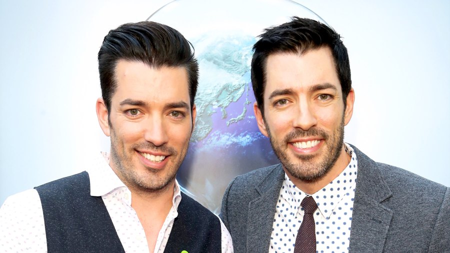 Drew Scott and Jonathan Scott attend a special Los Angeles 2017 screening of 'An Inconvenient Sequel: Truth to Power' at ArcLight Hollywood in Los Angeles, California.