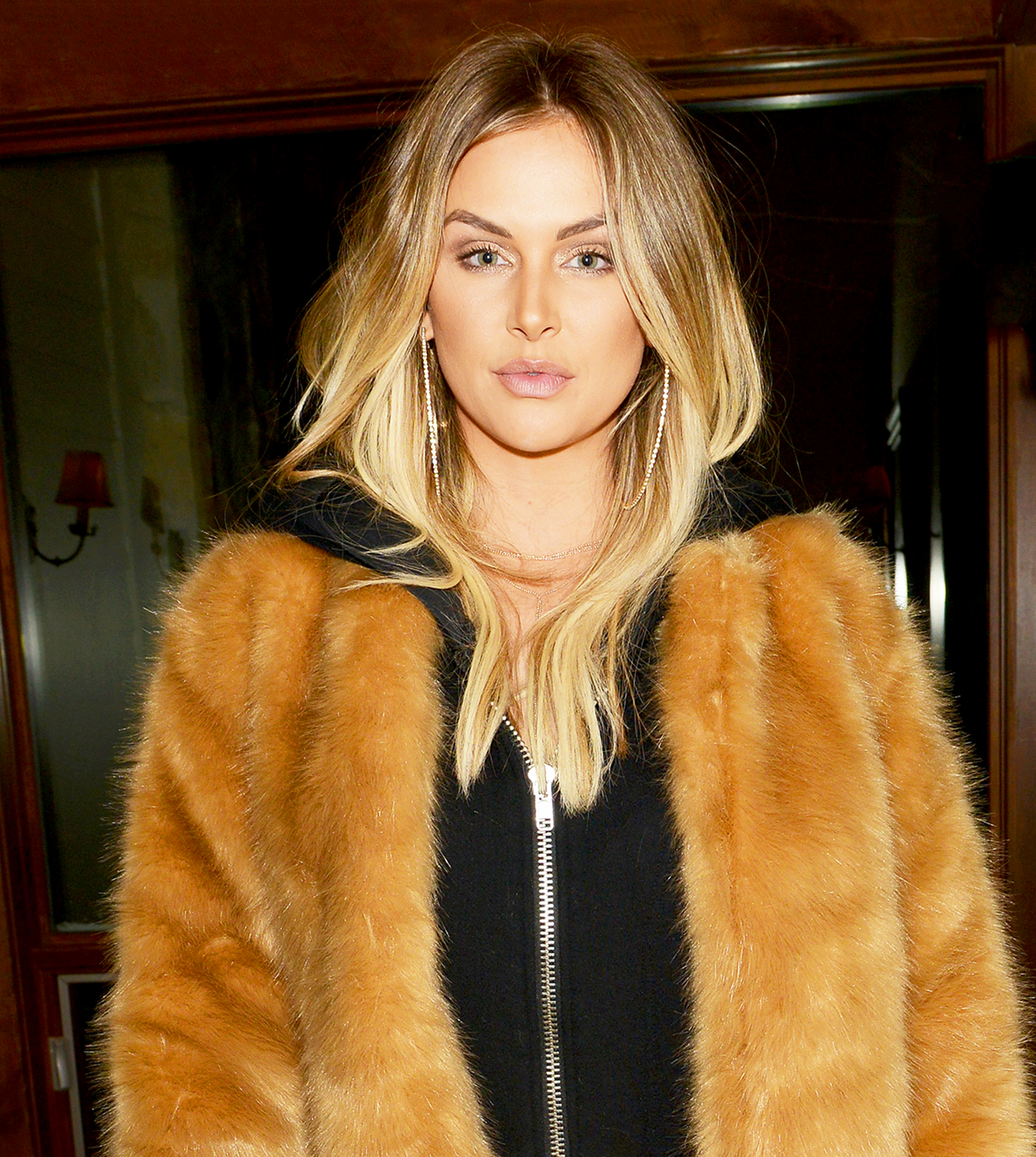Lala Kent mourning sudden loss of dad
