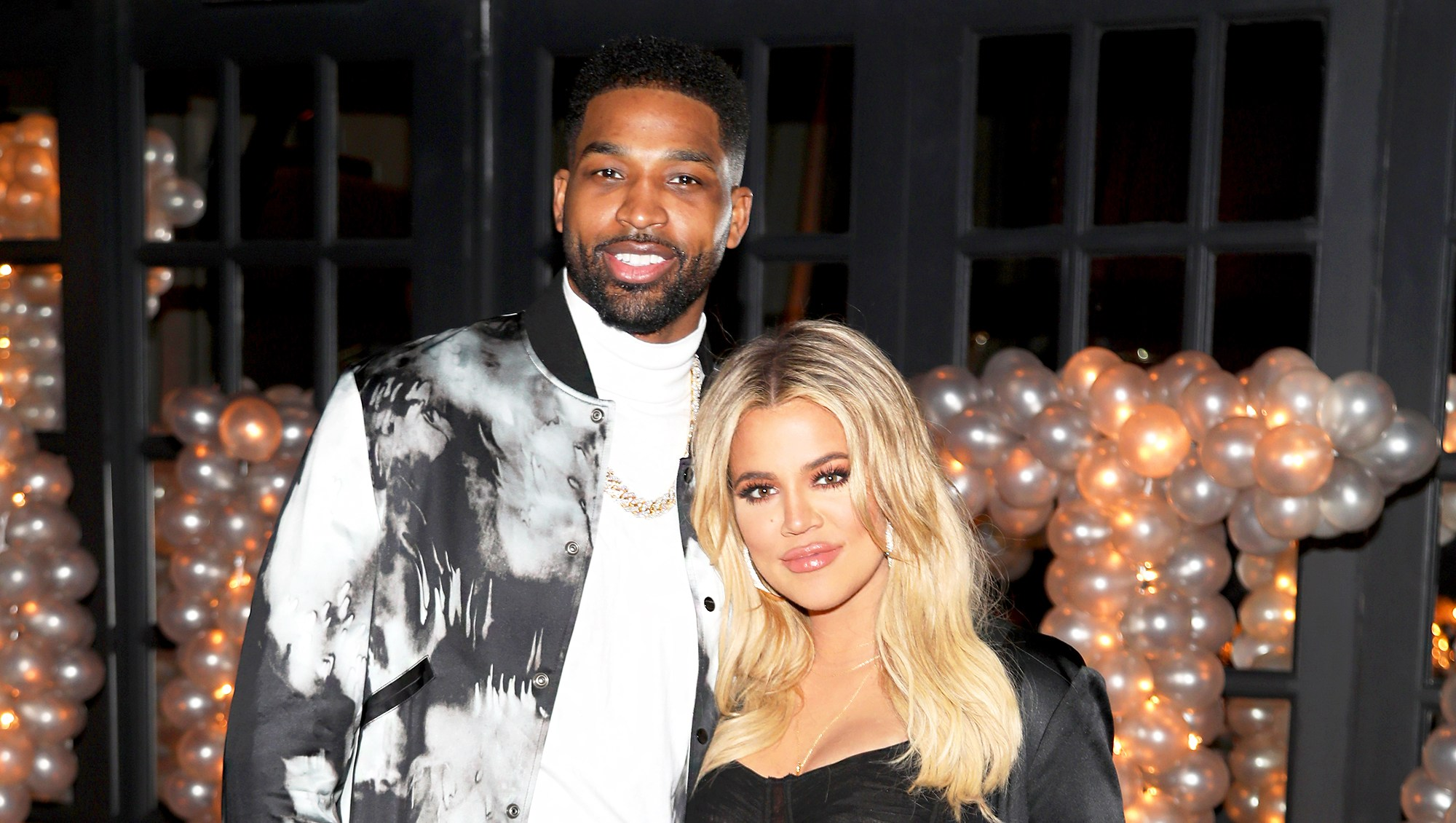 Tristan Thompson and Khloe Kardashian Kardashian-Jenner Family's Biggest Controversies and Scandals Gallery