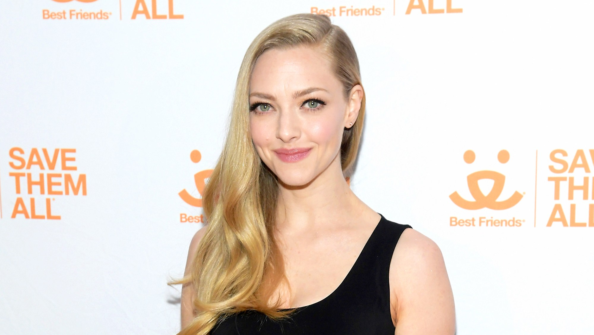 Amanda Seyfried attends the Best Friends Animal Society's 3rd Annual New York City Gala at Guastavino's on April 10, 2018 in New York City.
