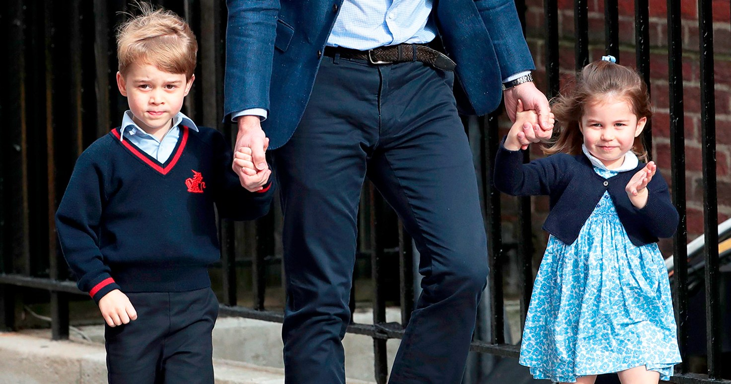 Prince George and Princess Charlotte Were 'Very Excited' to Meet Their New Brother
