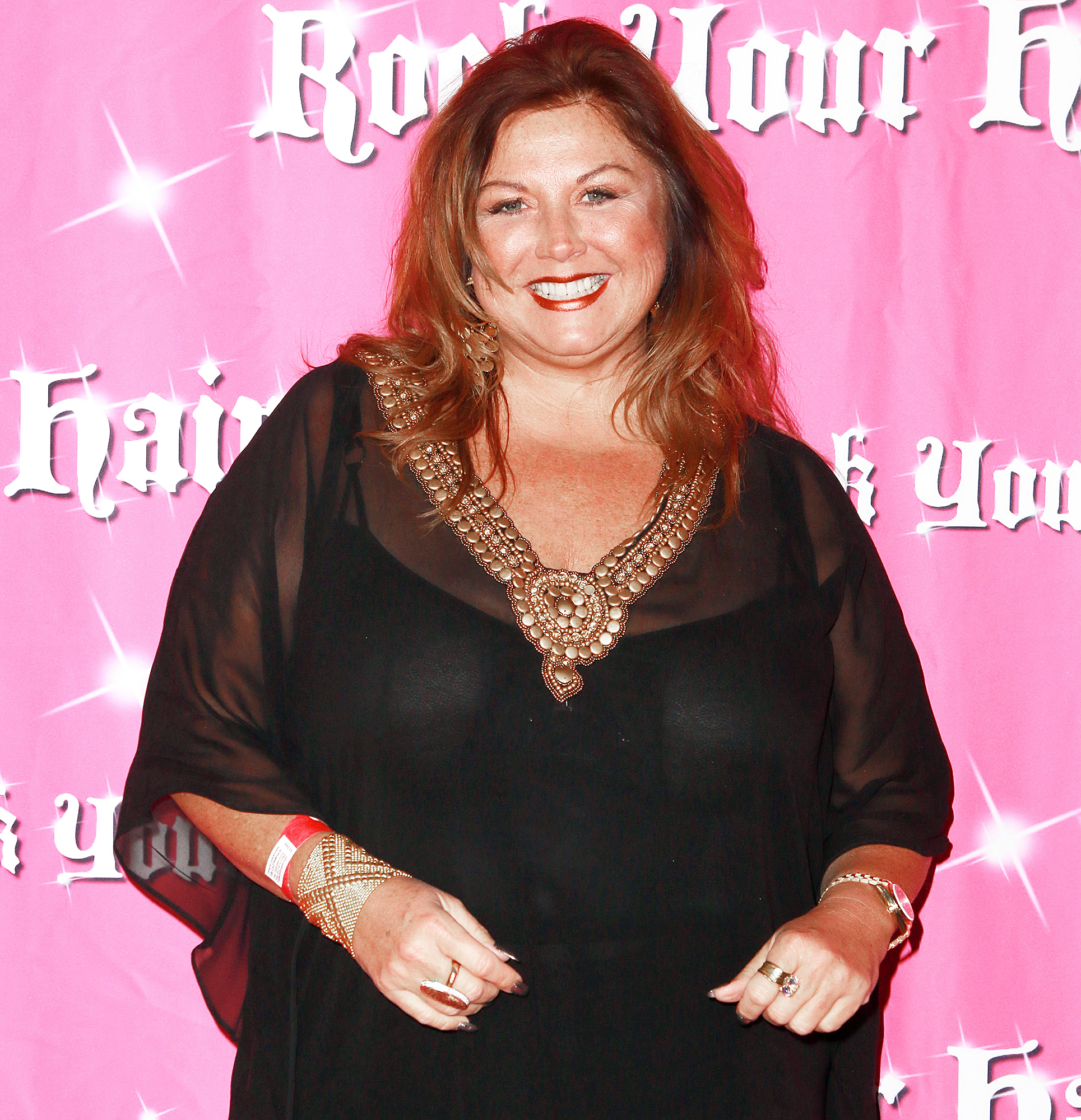 Abby Lee Miller posts photo from hospital after cancer diagnosis