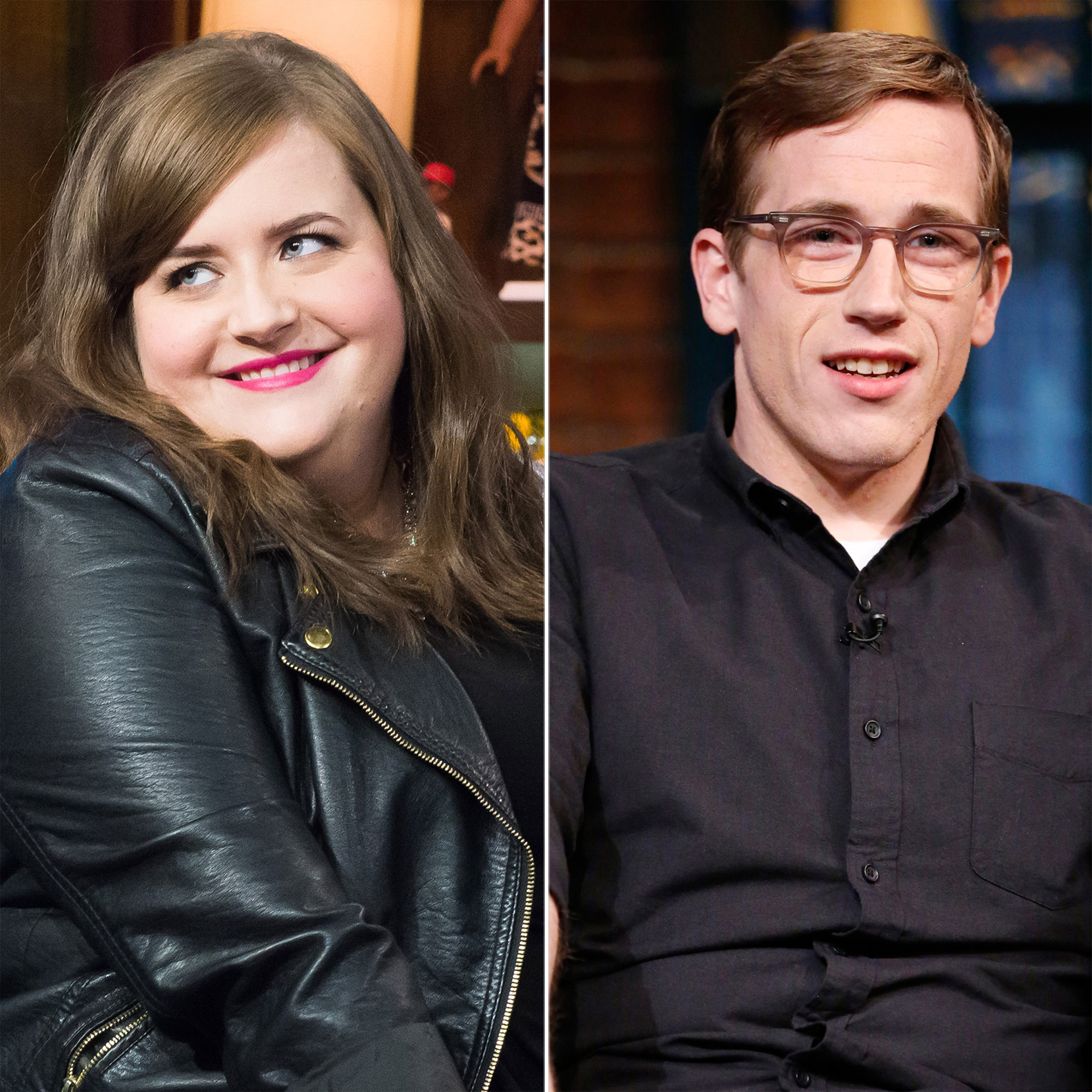 SNL's Aidy Bryant Marries Conner O'Malley!