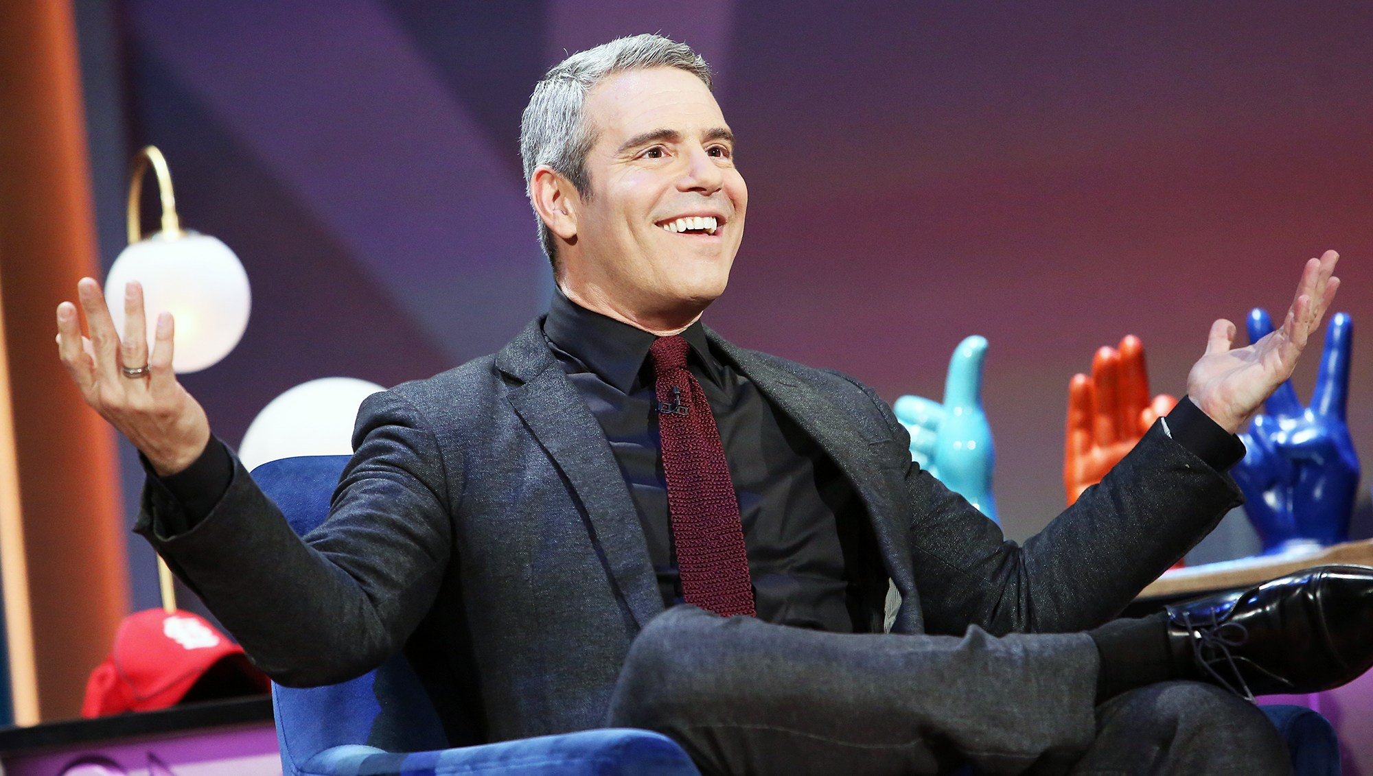 Andy Cohen Awkward Questions Watch What Happens Live
