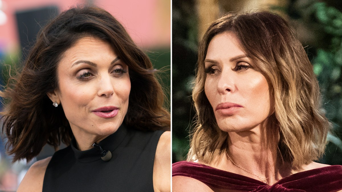 c0ccf460378c3 Bethenny Frankel and Carole Radziwill Shade Each Other on Twitter During   RHONY