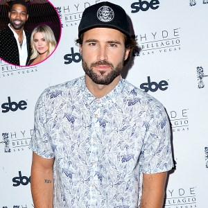 Brody Jenner reacts to Tristan Thompson cheating on Khloe Kardashian