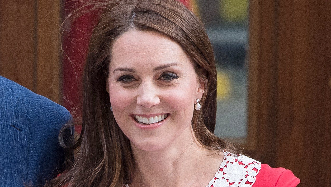 Duchess Kate Middleton, Dress, Rosemary's Baby