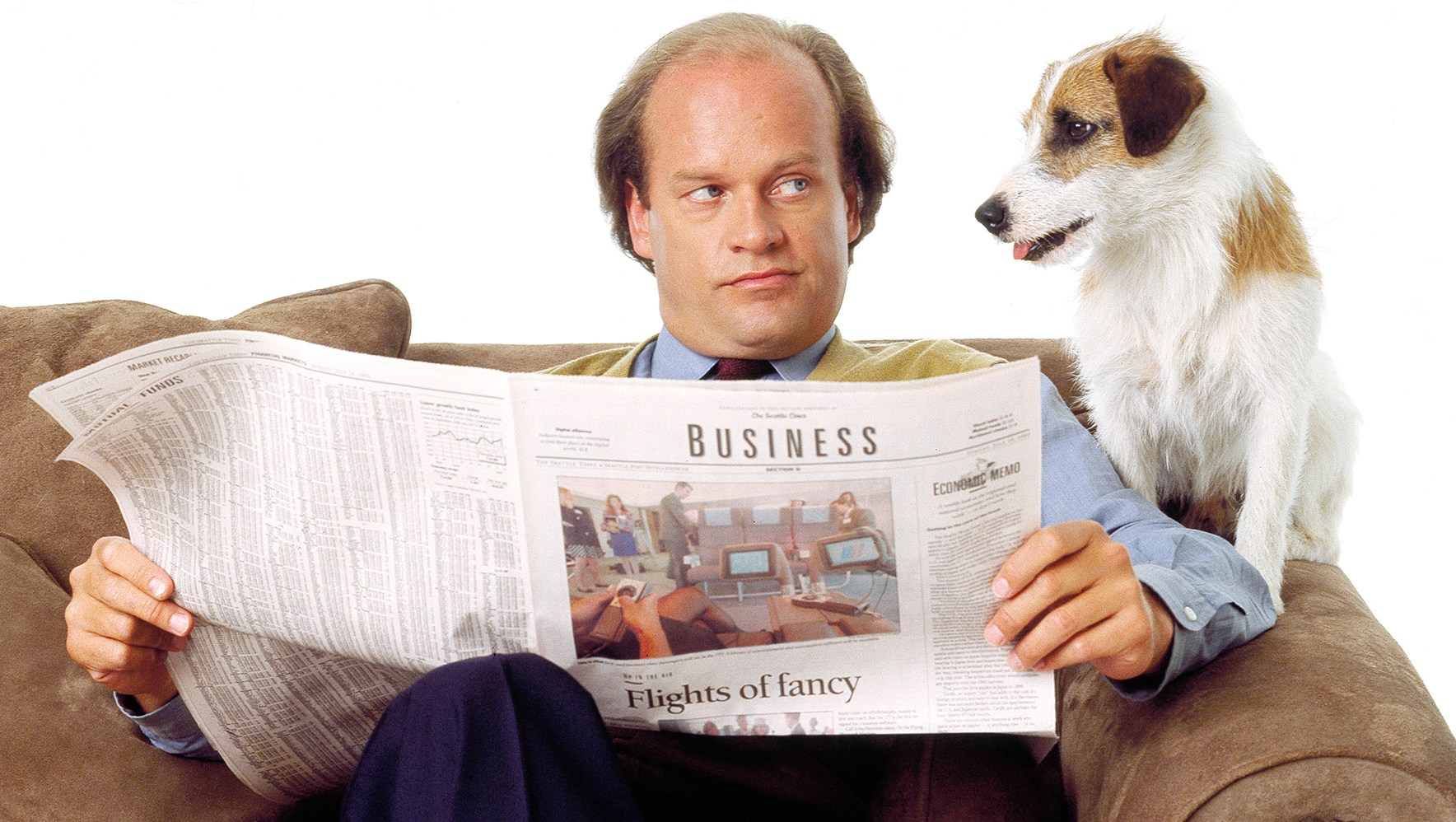Eddie Frasier best tv pets