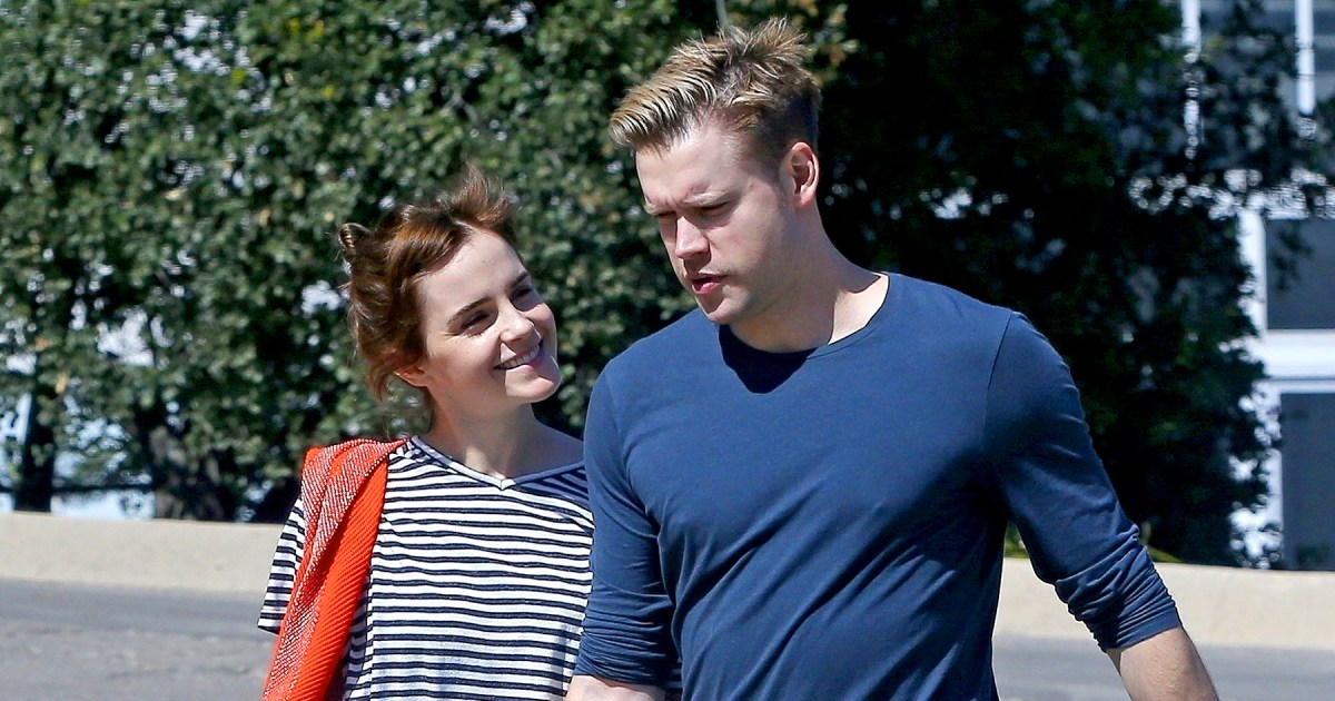 Emma Watson Is a \'Positive Change\' for Chord Overstreet