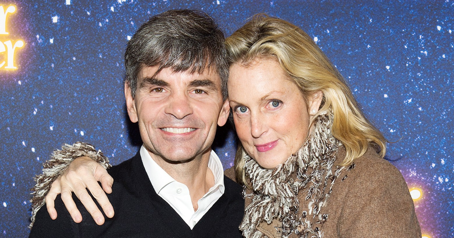 George Stephanopoulos Is Having a Ton of Sex With Ali Wentworth