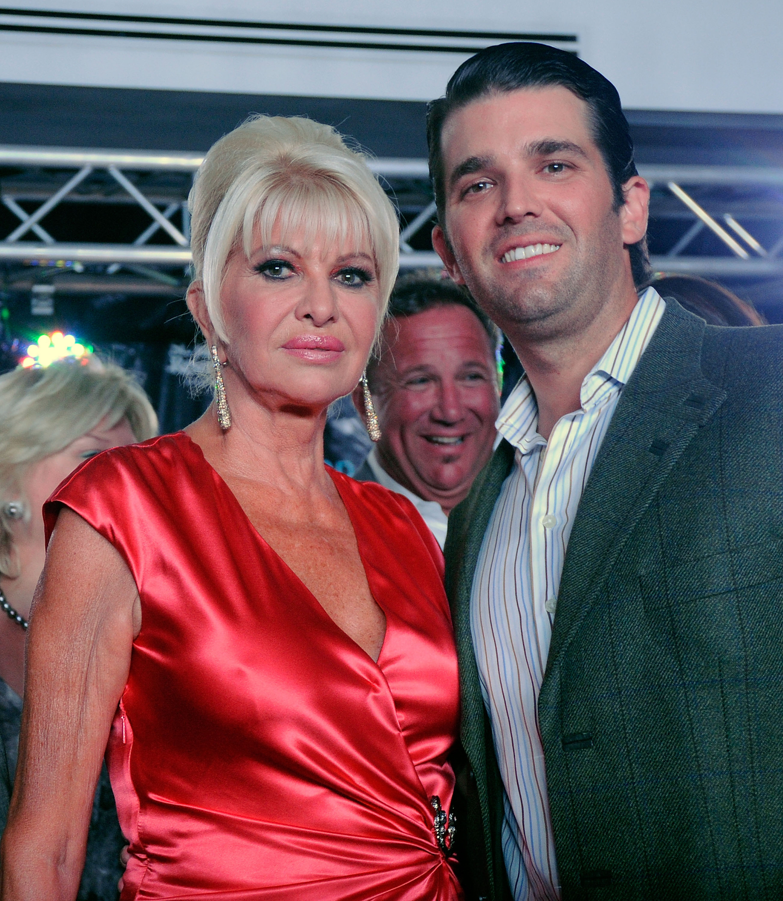 Ivana says Trump shouldn't run for reelection