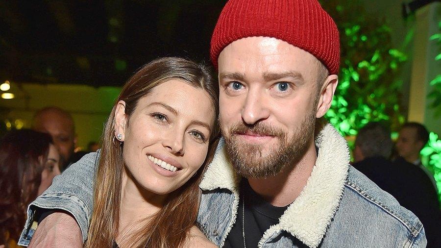Jessica Biel, Justin Timberlake, Man of the Woods, Instagram