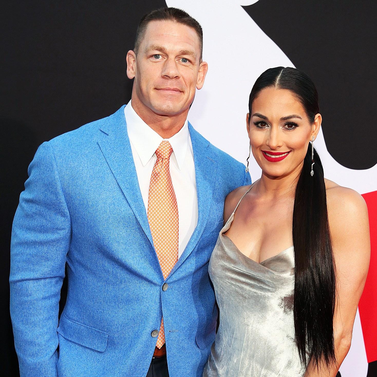 John Cena Nikki Bella Could Get Back Together