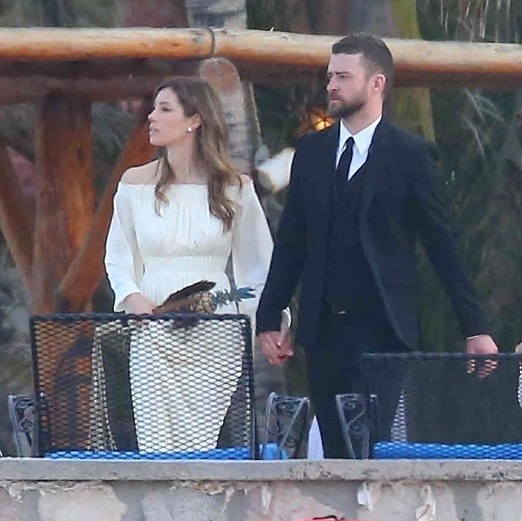 Justin Timberlake, Jessica Biel, Brother, Wedding, Cabo San Lucas, Mexico