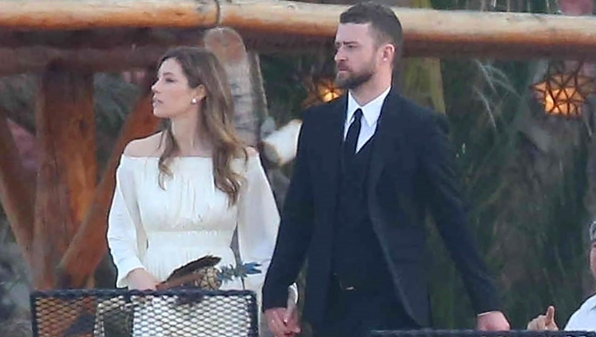 Justin Timberlake, Jessica Biel, Brother, Wedding, Cabo San Lucas, Mexico