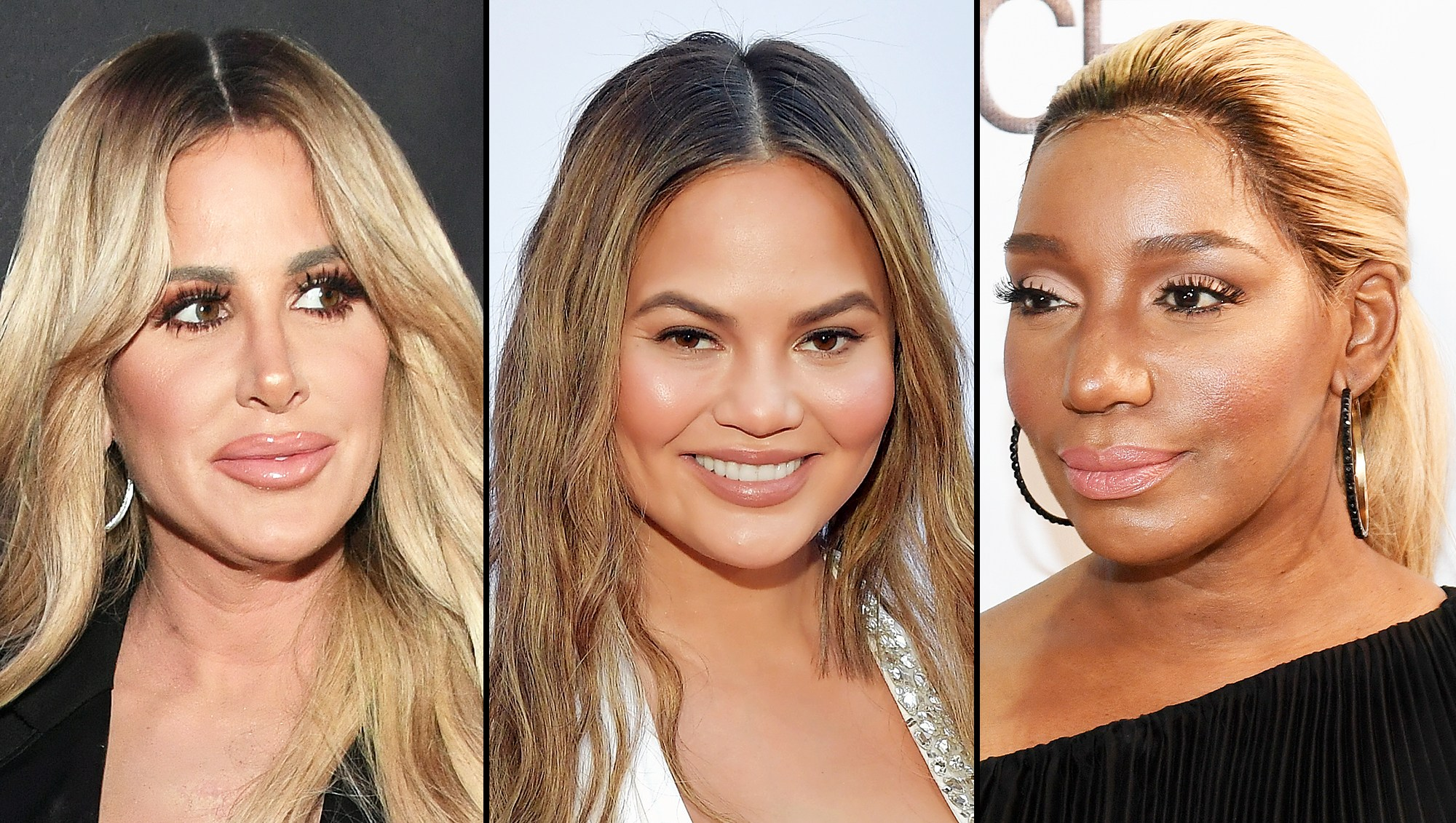 Chrissy Teigen Kim Zolciak NeNe Leakes feud