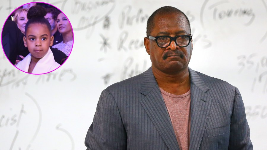 Mathew Knowles Blue Ivy is a star