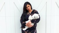 Kylie Jenner and Stormi Webster Instagram Kardashian Kids Lavish Lives Gallery