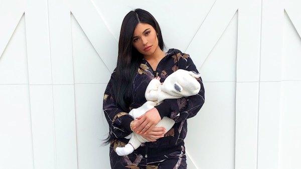 Kylie Jenner and Stormi Webster Instagram Kardashian Kids Lavish Lives Gallery