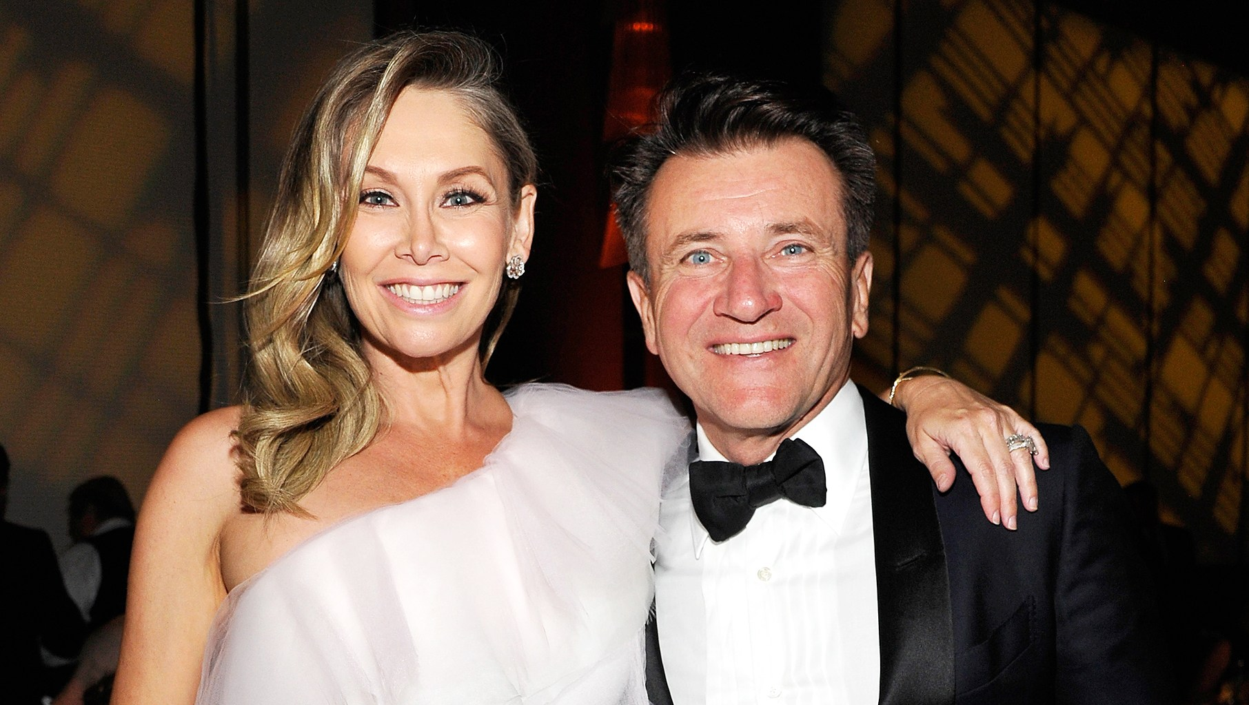 Kym Johnson Robert Herjavec Newborn Twins Names