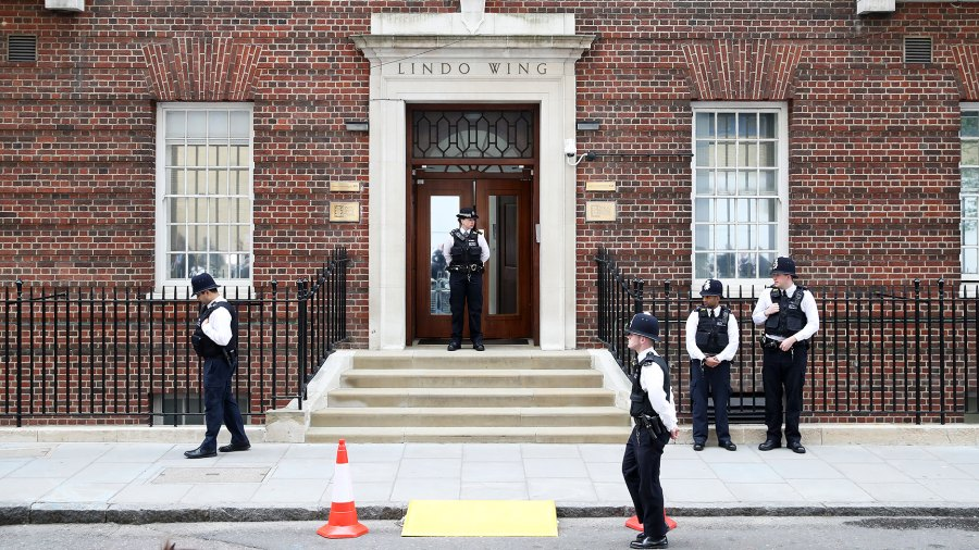 Duchess Kate Lindo Wing Hospital Suite