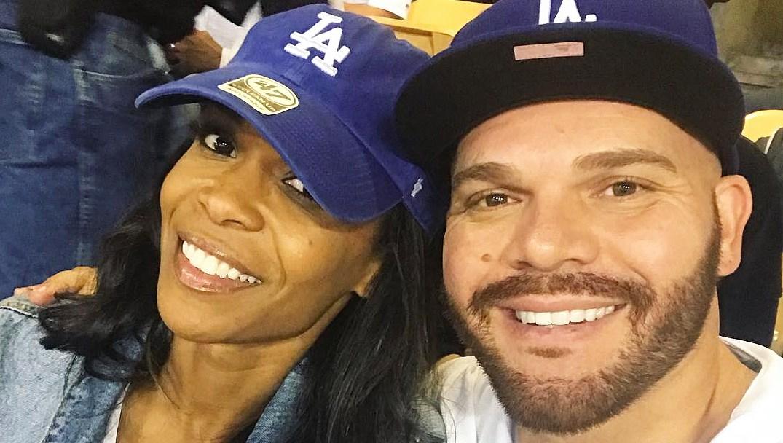 Michelle Williams Chad Johnson engaged