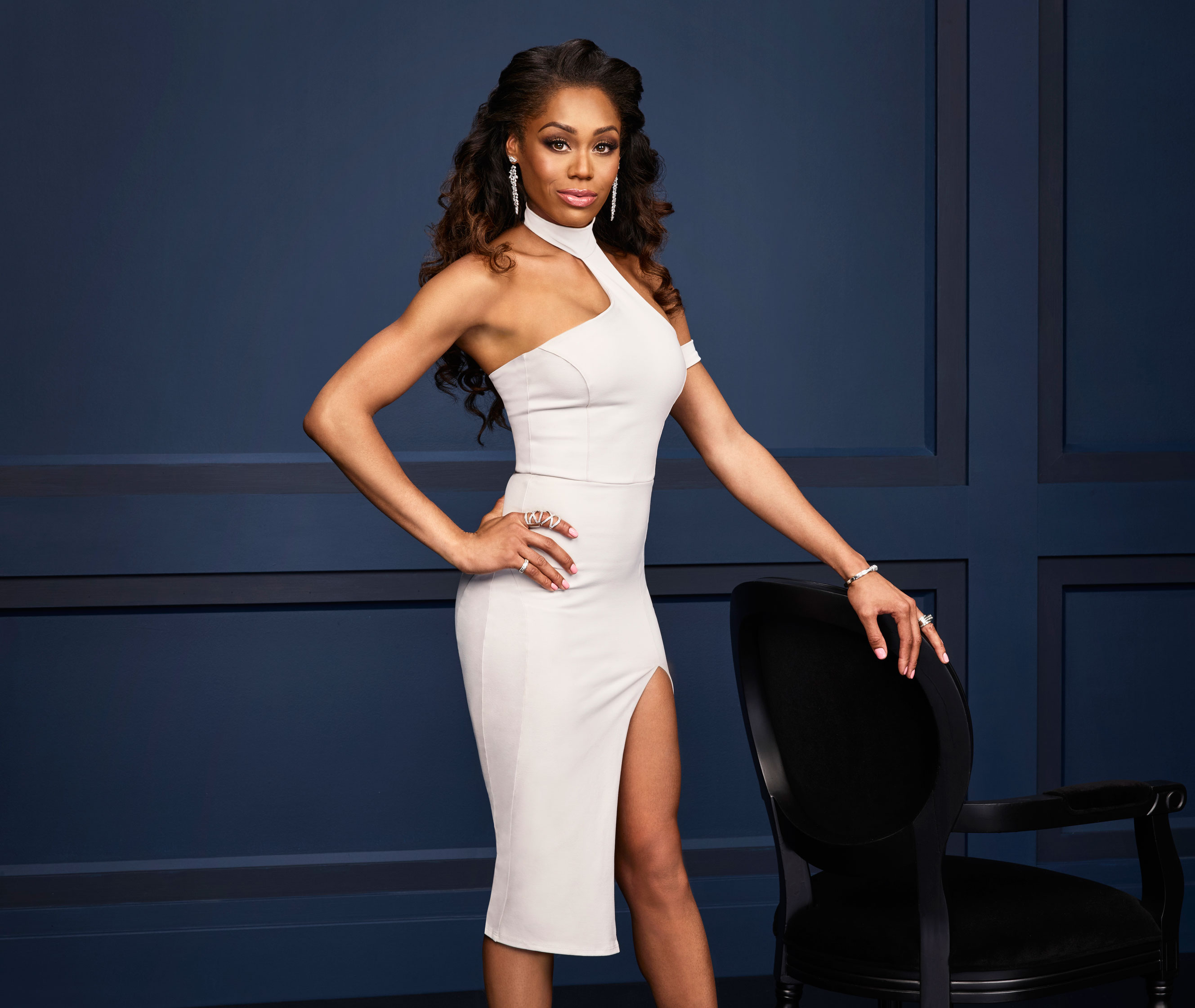 'RHOP' Star Monique Samuel's Beauty, Skincare Secrets: Video