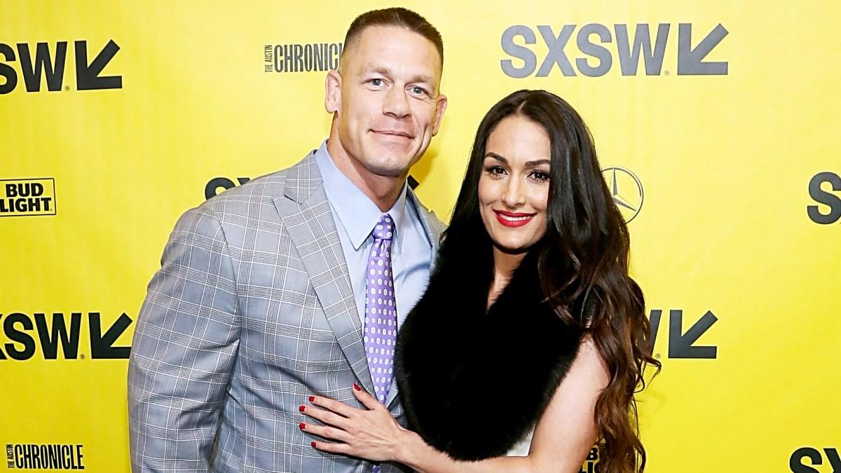 Nikki Bella Gushed Over John Cena\'s Proposal One Week Before Split