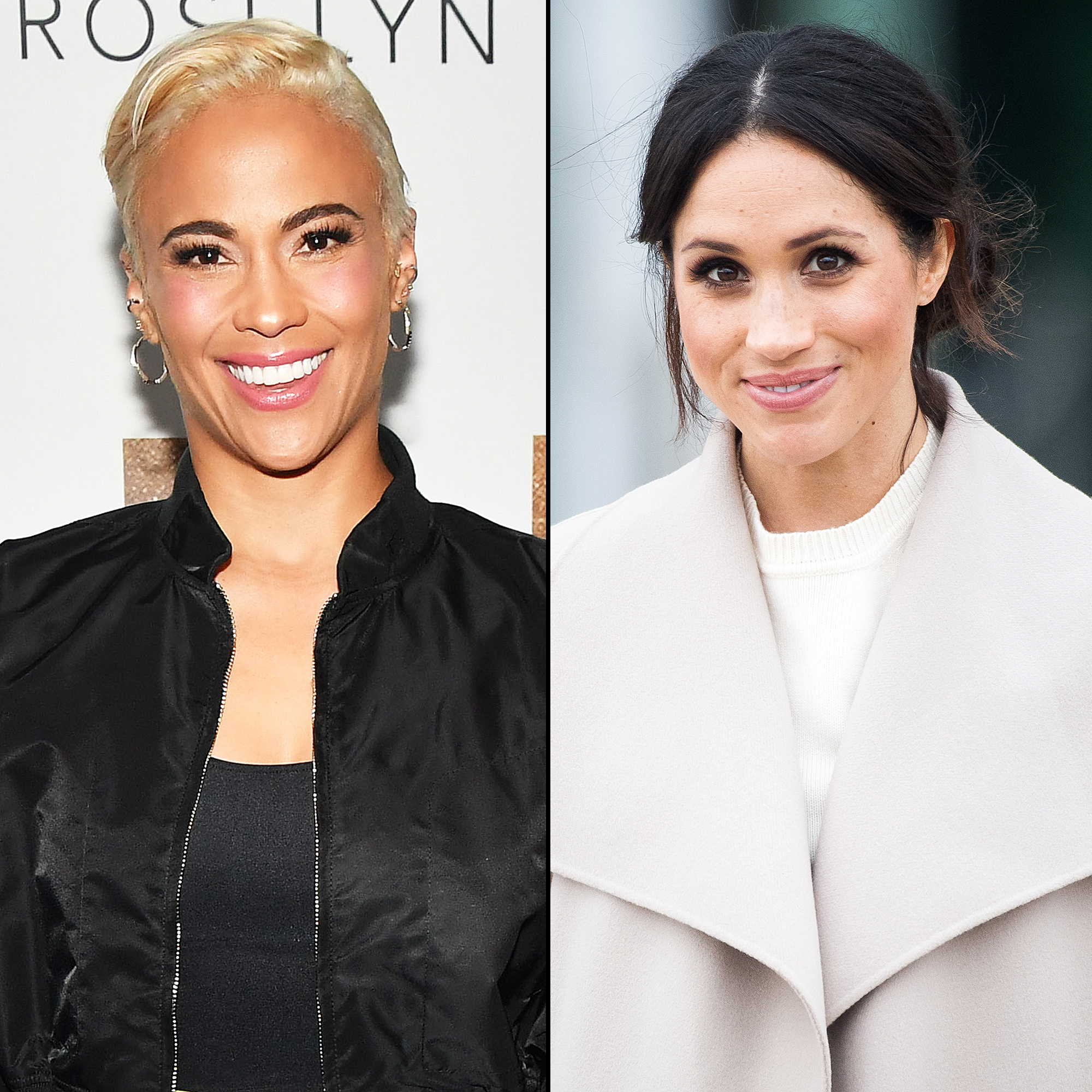 Meghan Markle was 'meant to be royal': Paula Patton