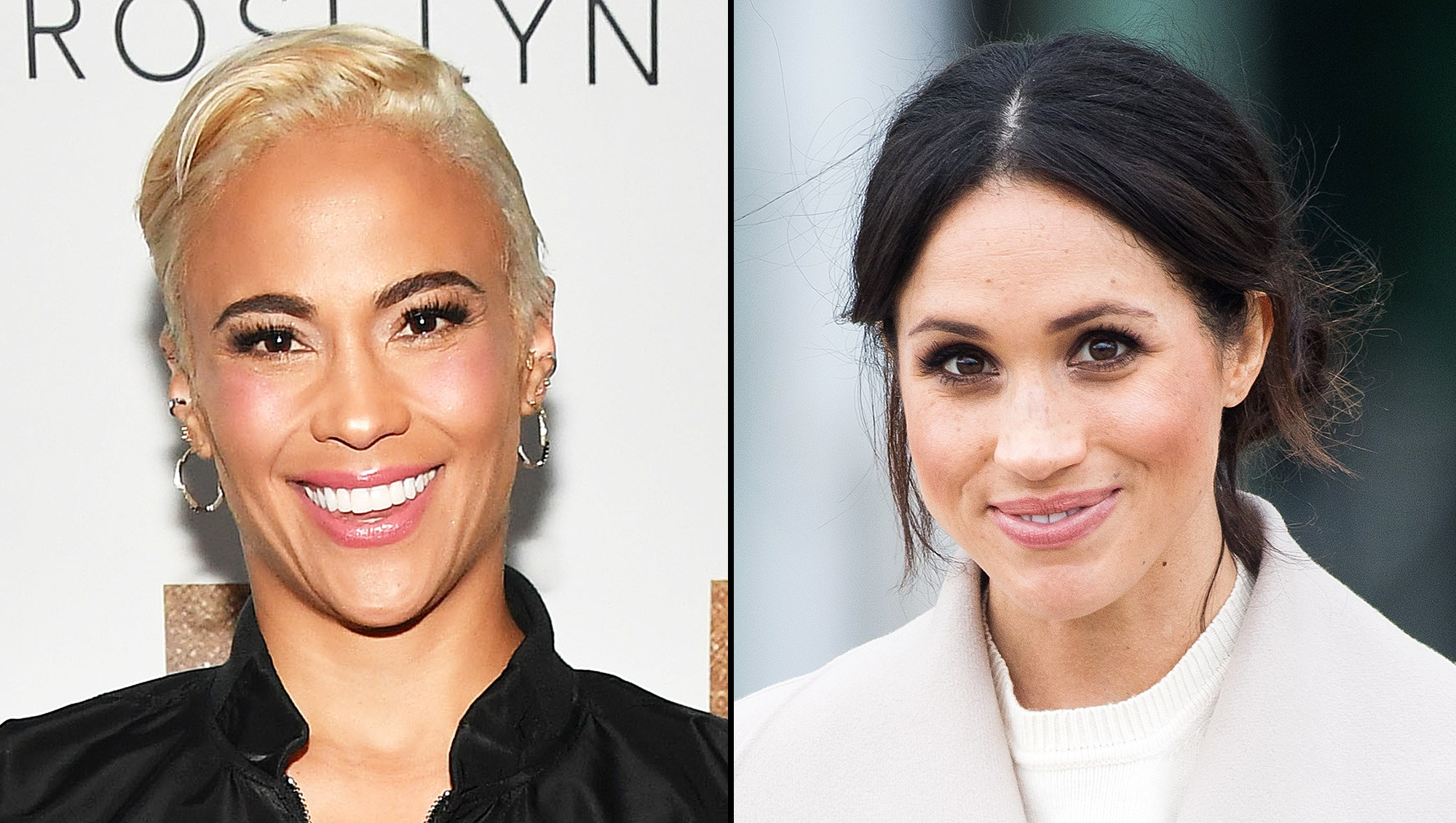 Paula Patton Recalls Meeting Meghan Markle