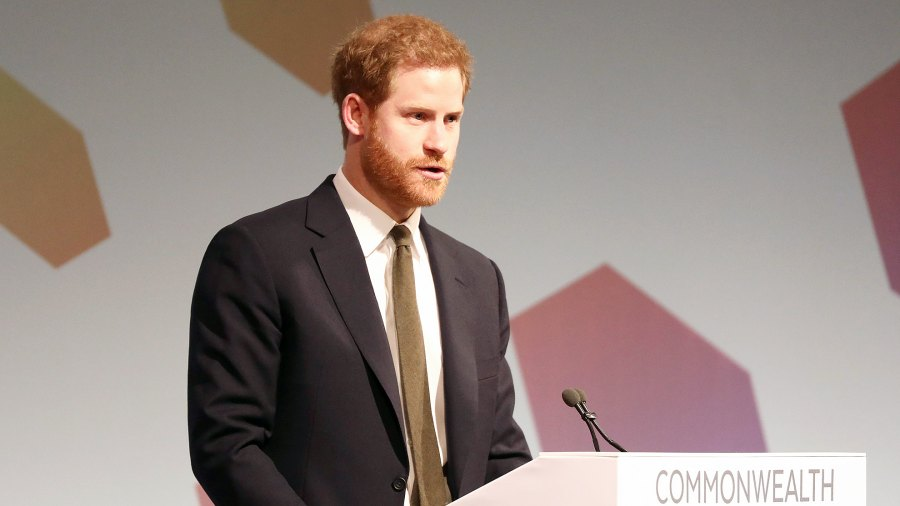 Prince Harry Gushes Over Meghan Markle