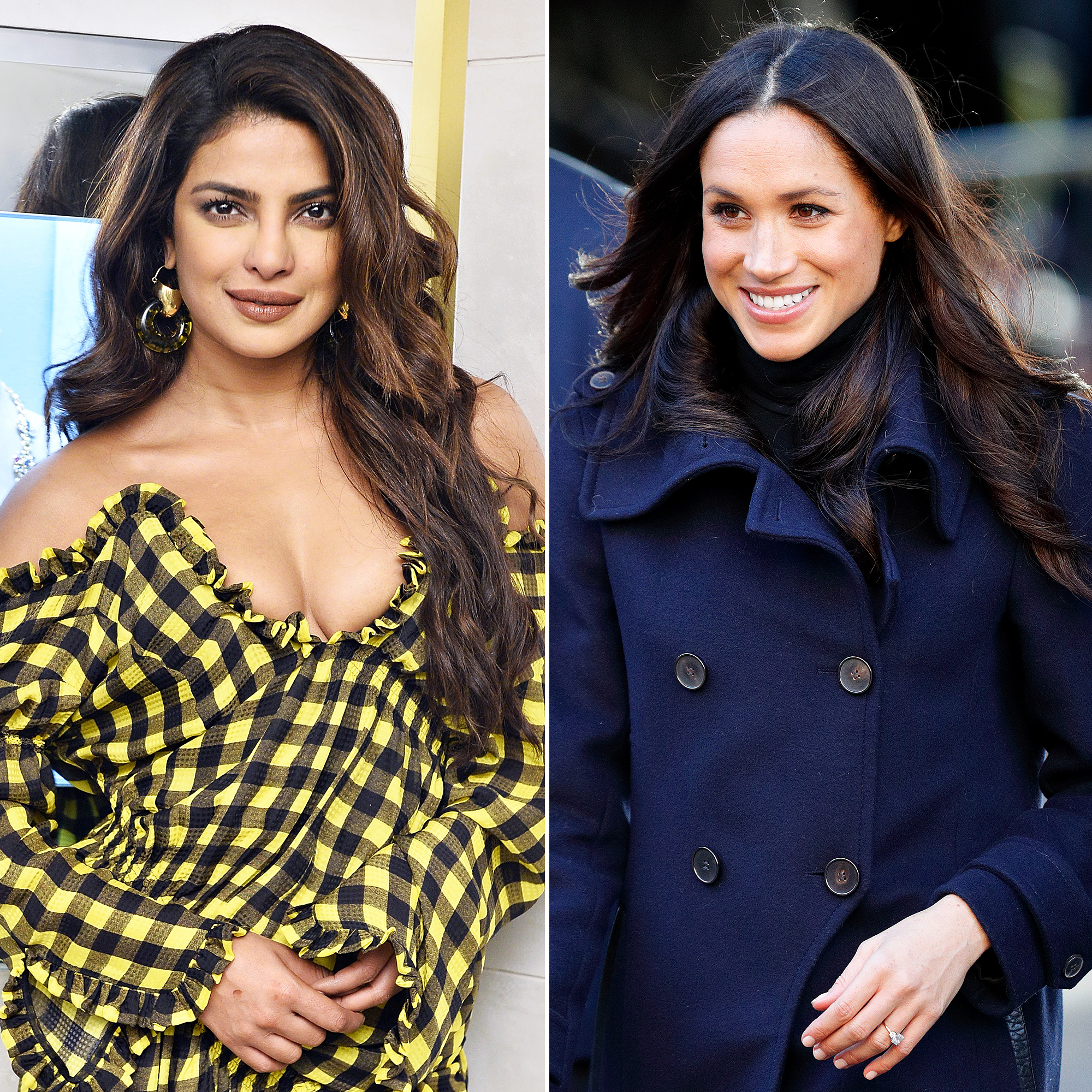 Priyanka Chopra Won't be one of Meghan Markle's Bridesmaids