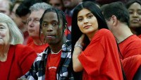 Travis Scott, Kylie Jenner, Elizabeth Woods, Birthday