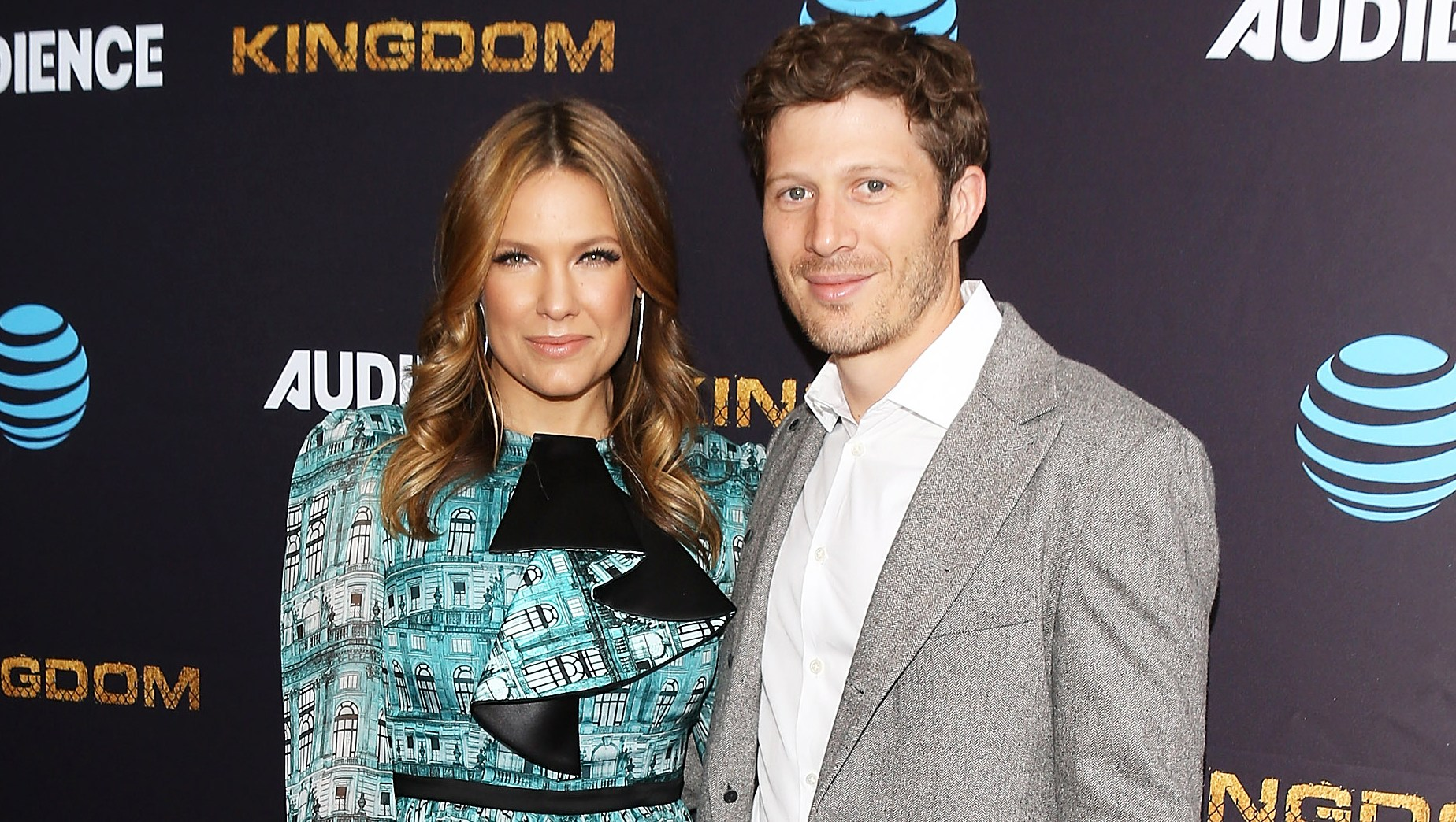 Zach Gilford Kiele Sanchez Fatherhood